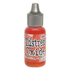 Distress Oxide täyttöpullo, sävy Crackling Campfire