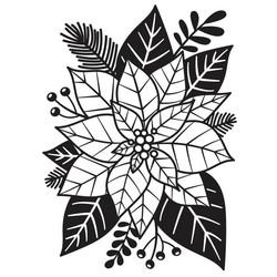 Darice kohokuviointikansio Poinsettia