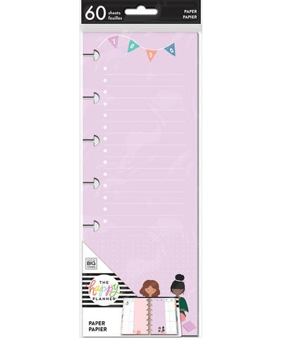 Mambi Mini Half Sheet Filler Paper paperipakkaus Squad Goals