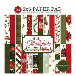 Carta Bella Hello Christmas -paperipakkaus