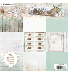 Studio Light paperikko Winter Charm 157