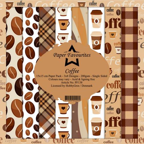 Dixi Craft Coffee -paperipakkaus