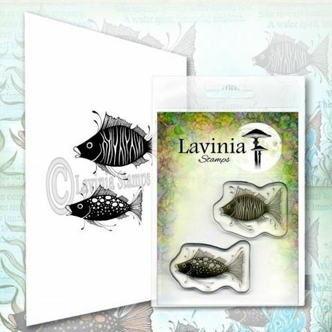 Lavinia Stamps leimasinsetti Fish