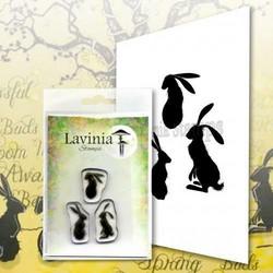Lavinia Stamps leimasinsetti Wild Hares