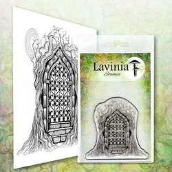 Lavinia Stamps leimasin Forest Temple