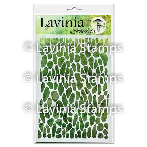 Lavinia Stamps sapluuna Crackle