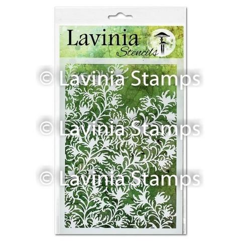 Lavinia Stamps sapluuna Flourish