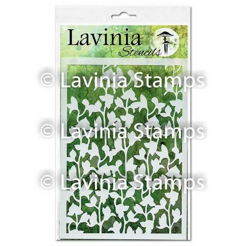 Lavinia Stamps sapluuna Orchid