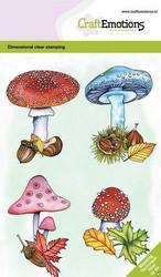 CraftEmotions leimasinsetti Mushrooms
