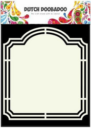 Dutch Doobadoo Shape Art Frame -sapluuna