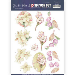 Jeanine's Art Sensitive Moments 3D-kuvat Freesias