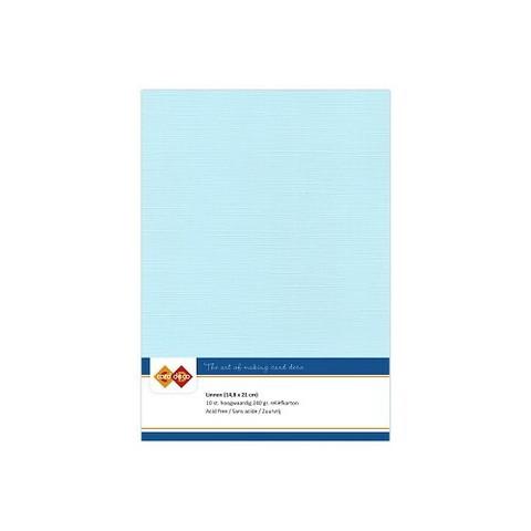 Card Deco kartonkipakkaus, A5, Baby Blue, 10 kpl