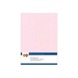 Card Deco kartonkipakkaus, A4, Light Pink, 10 kpl