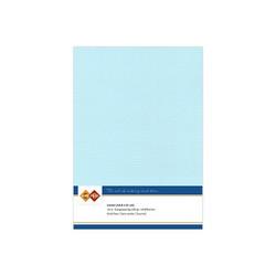 Card Deco kartonkipakkaus, A4, Baby Blue, 10 kpl