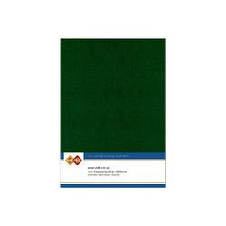 Card Deco kartonkipakkaus, A4, Christmas Green, 10 kpl
