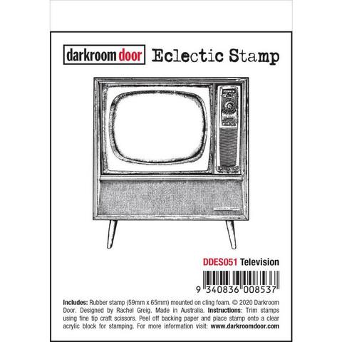 Darkroom Door leimasin Television