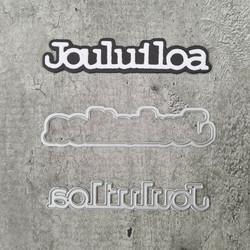 Stanssi Jouluiloa (korttipaja.fi)