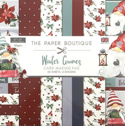 The Paper Boutique paperipakkaus Winter Gnomes, 12
