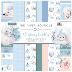 The Paper Boutique paperipakkaus Christmas Cuddles, 12
