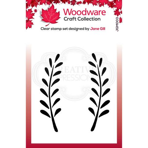 Woodware leimasinsetti Anya Leaf