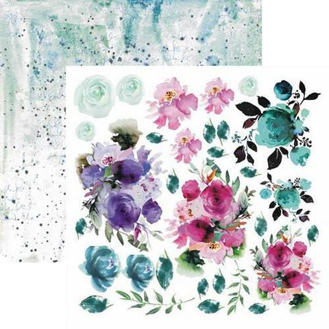 13@rts skräppipaperi Colors of Summer