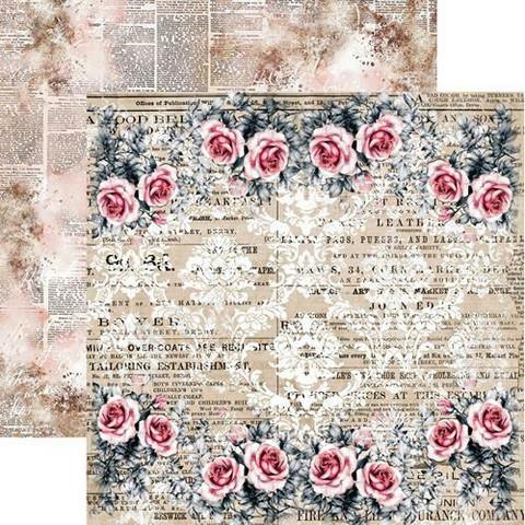 13@rts skräppipaperi Rosalie, Secret Letters