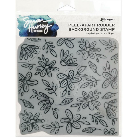 Simon Hurley leimasin Playful Petals