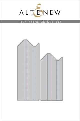 Altenew Thin Frame 3D -stanssi