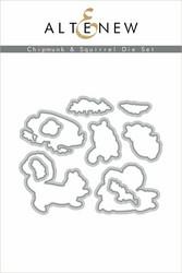 Altenew Chipmunk & Squirrel -stanssisetti