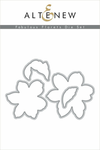 Altenew Fabulous Florets -stanssisetti