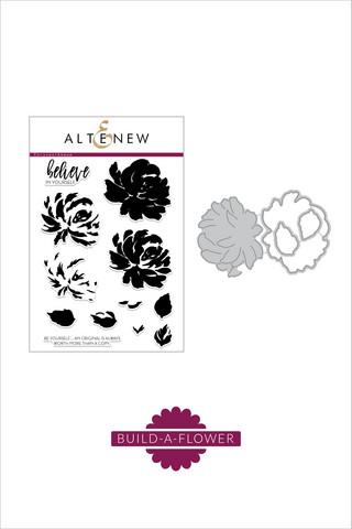 Altenew Build-A-Flower Chrysanthemum stanssi- ja leimasinsetti