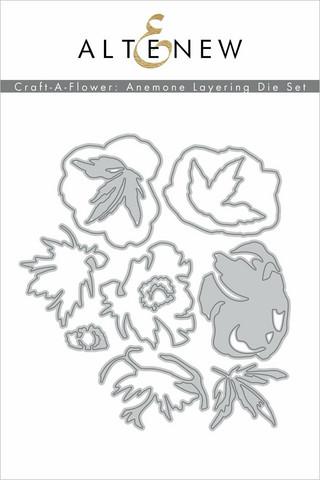 Altenew Craft-A-Flower: Anemone -stanssisetti