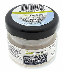 CraftEmotions Wax Paste Chameleon -vaha, sävy Blue