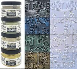 CraftEmotions Wax Paste Chameleon -vahat, setti 1