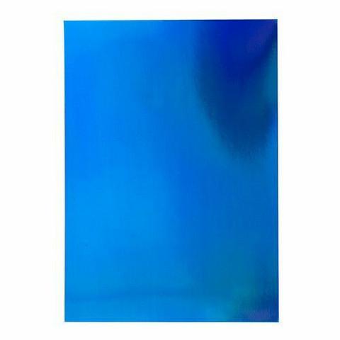 Tonic Iridescent Mirror Card -peilikartonki, sävy Tidal Wave, 5 arkkia