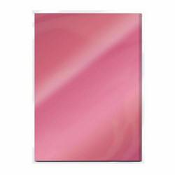 Tonic High Gloss Mirror Card -peilikartonki, sävy Rose Platinum, 5 arkkia