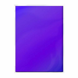 Tonic Satin Effect Mirror Card -peilikartonki, sävy Purple Mist, 5 arkkia