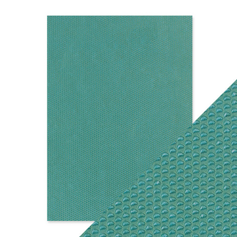 Tonic Hand Crafted Cotton -paperi, Mermaids Tail, 5 arkkia