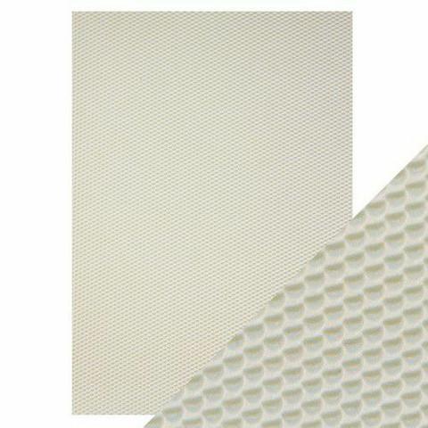 Tonic Hand Crafted Cotton -paperi, Seashell Sand, 5 arkkia