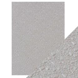 Tonic Hand Crafted Cotton -paperi, Broken Glass, 5 arkkia