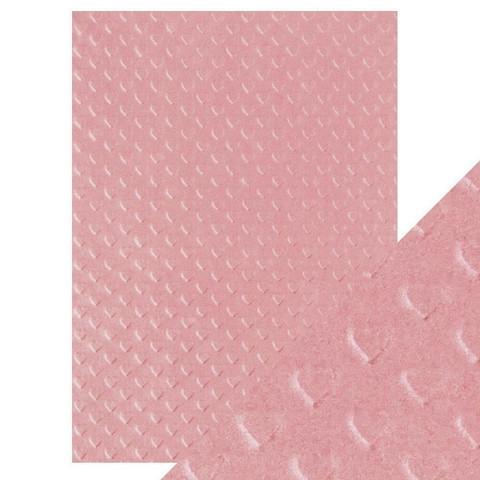 Tonic Hand Crafted Cotton -paperi, Blush Heartbeat, 5 arkkia