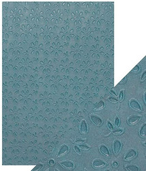 Tonic Hand Crafted Cotton -paperi, Floral Lace, 5 arkkia
