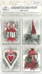 Askartelukuviot Joulukuvat
