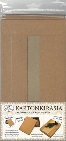 Kartonkirasia, iso, uusio, 2 kpl