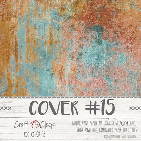 Craft O'clock Cover -paperi 15,  60 x 24.2 cm