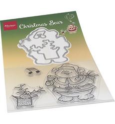 Marianne Design stanssi- ja leimasinsetti Christmas Bear