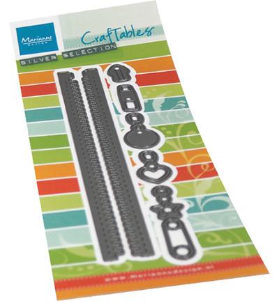 Marianne Design stanssisetti Long Zipper