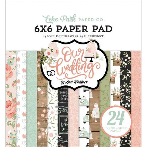 Echo Park Our Wedding -paperipakkaus