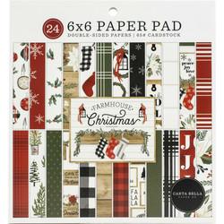 Carta Bella Farmhouse Christmas -paperipakkaus