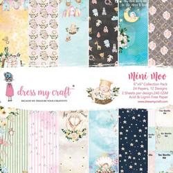 Dress My Craft paperipakkaus Mini Moo